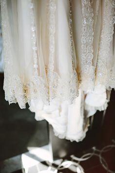 Wedding Dress: San Patrick via Novelle Bridal