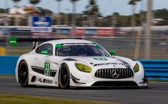 Mercedes-AMG's GT3 will be lining up on the grid for the 2017 WeatherTech SportsCar Championship, which kicks off next January with the Rolex 24 at Daytona. The cars will be entered in the GT Daytona (GTD) class, designed for production-based race cars built to GT3 specifications. Rivals...