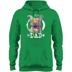 Dog Lover Rule World  Notorious P.I.T Pitbull Mens Charcoal Hoodie