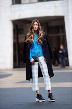 New York Fashion Week Fall/Winter 2015 (Part A)
