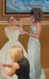 Femdom Sissy: Sissy 16 Punishment -- by Christeen Petticoated Boys, Makeup Eye Looks, Prom Dresses, Formal Dresses, Crossdressers, Pretty Dresses, Maid, Feminine, Fashion