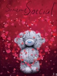 I Love You Honey, Love You Gif, Valentine Images, Valentines, Teddy Bear Tattoos, Hugs And Kisses Quotes, Teddy Pictures, Good Morning Cards, Blue Nose Friends