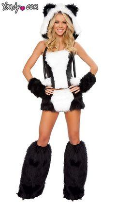 Cute Bear Costume