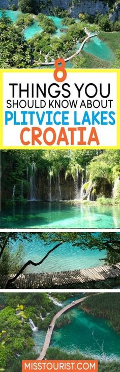 8 Things You Should Know About Plitvice Lakes, Croatia Related posts: Why you should definitely go to Split, Croatia Pula, Croatia – the jewel of the Istrian coast! Iceland road trip (Part the Golden Circle tour and the South Camping Places, Beach Camping, Winter Camping, Camping Store, Camping Gear, Camping Jokes, Camping List, Luxury Camping, Camping Outfits