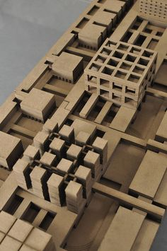 Ungers vs. Rowe | Students: Gunho Kim + Hyun Chung, Instructor: Alex Maymind | Archinect