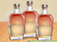 Homemade Moonshine, How To Make Moonshine, Making Moonshine, Moonshine Recipe, How To Make Vodka, How To Make Whiskey, Making Whiskey, Wine Making, Homemade Alcohol