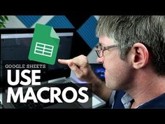(33) How to use Macros in Google Sheets | Tips and Tricks Episode 23 - YouTube Macros, Being Used, Education, Google, Tips, Youtube, Onderwijs, Learning, Youtubers