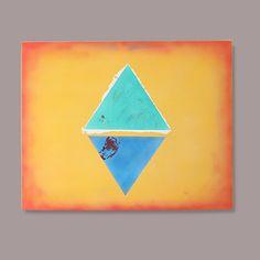 Airbrush art with Golden High Flow acrylic / Œuvre en aérographie avec peinture High Flow de Golden | DeSerres