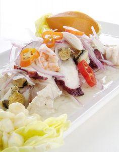 PESCADOS CAPITALES (CHACARILLA) Restaurante - CEVICHE-CHALACO - MESA 24/7 | LIMA - Perú