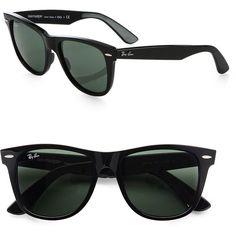 Ray-Ban Classic Wayfarer Sunglasses- my new sunglasses !!