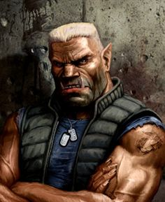 shadowrun characters - Google Search