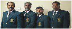 PDCA Officials