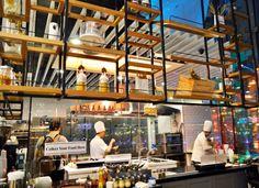 BreadTalk Cafe @ Suntec City, Singapore Address: B1, Suntec City, Opp Food Republic, Singapore