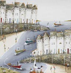 High Harbour ~ by Rebecca Lardner