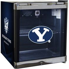 Ncaa Refrigerated Beverage Center, 1.8 cu ft, Brigham Young University, Multicolor
