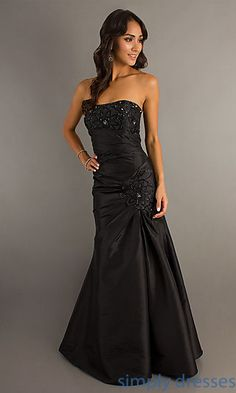 Long Formal Gown 29283 at SimplyDresses.com
