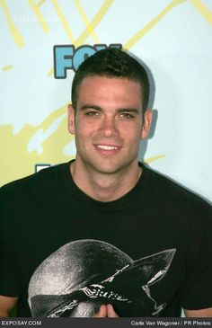 Mark Salling – The eyes, the face, the body *sigh*