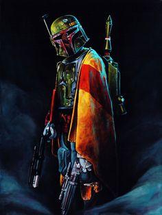 star wars art   Star Wars Celebration VI Art   Milners Blog