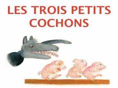 Henri Des chante Les trois petits cochons