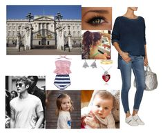 """""""Going to Buckingham Palace for Swimming Lessons"""" by dawn-wales ❤ liked on Polyvore featuring Van Cleef & Arpels"""