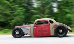 """morbidrodz: """"The best vintage cars, hot rods, and kustoms """""""
