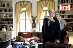 Prince Albert and Princess Charlene of Monaco featured in the latest issue of Paris Match. In the interview, the Princess recounts the reign of her husband, the Prince celebrated his 10 year anniversary as the head of the House of Grimaldi.