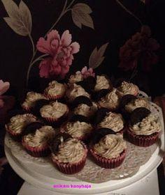 Anikám konyhája:         … Evo, Cupcake, Muffin, Breakfast, Muffins, Cup Cakes, Cupcakes, Teacup Cake, Tarts