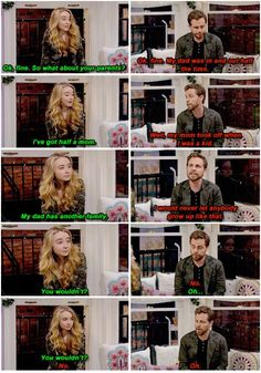 #GirlMeetsWorld ( I love this scene between Maya and Shawn)