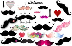 moustaches - Google Search