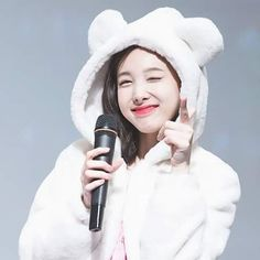 My rabbit  #nayeon #twice