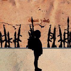 The Socio-Political Art of the Syrian Civil War | VICE News