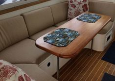 View Our Best Boat Bedding Package Examples & Fabric Choices Boat Table, Boat Bed, Best Boats, Bed Mattress, Duvet, Boating, Interior, Choices, Fabric