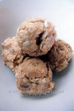 Cancer Diet Recipes - No Bake Chocolate Peanut Butter - bestrecipesmagazi...