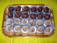 Nel cuore dei sapori: Brigadeiro, dolcetti al cacao brasiliani