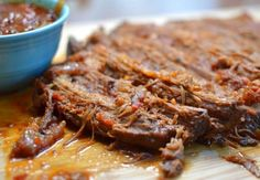 Oven Barbecued Beef Brisket | Food Recipes