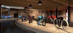 Motorcycle Museum Top Mountain Crosspoint Autriche Vue de l'intérieur 04