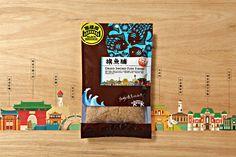 UPAKOVANO.RU — Саше с вялеными продуктами от тайваньского бренда...