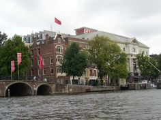 Theater Carre in Amsterdam