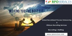 Our dedicated team of professionals can help you with your #Recruitment needs, saving both your time and money. #RPOServices
