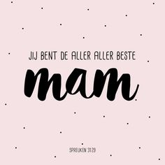 Er zijn veel sterke vrouwen, maar jij overtreft ze allemaal.Spreuken 31:29    https://www.dagelijksebroodkruimels.nl/spreuken-31-29/