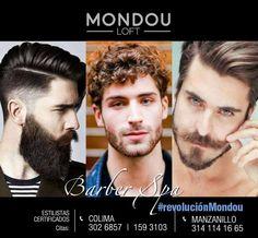 Atrévete a usar barba! Hay cada estilo según tu rostro ;) #MeFascinan!