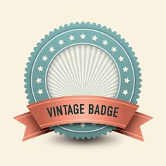 Retro and vintage design is on the wave now. We collected the best free and premium retro labels, badges, signs and logos for your inspiration Béhance. We hope that these will impact your work.