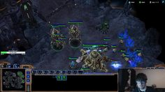 As you requested Nani your highlight video of killing a widow mine with colossus splash... #games #Starcraft #Starcraft2 #SC2 #gamingnews #blizzard
