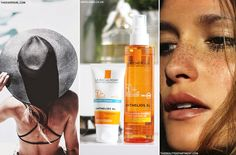 Nothing spells summer like a sprinkling of freckles across bronzed cheekbones, but it's always important to weigh your desire for just-come-back-from-the-beach skin with the negative effects of sun-exposure.