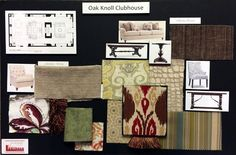 Clubhouse #2 concept board