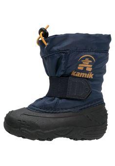 Dieser Schuh sorgt für ein tolles Fußklima. Kamik TICKLEEU - Snowboot / Winterstiefel - navy für 54,95 € (14.10.16) versandkostenfrei bei Zalando bestellen.