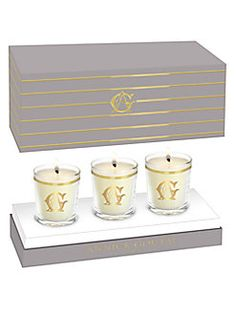 Annick Goutal - Noel Votive Candle Set