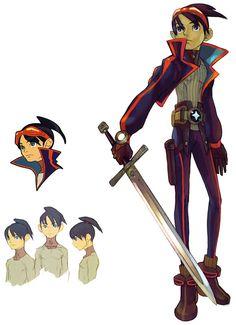 From Breath of Fire V. ✤ || CHARACTER DESIGN REFERENCES | キャラクターデザイン | çizgi film • Find more at https://www.facebook.com/CharacterDesignReferences & http://www.pinterest.com/characterdesigh if you're looking for: #grinisti #komiks #banda #desenhada #komik #nakakatawa #dessin #anime #komisch #manga #bande #dessinee #BD #historieta #sketch #strip #cartoni #animati #comic #komikus #komikss #cartoon || ✤
