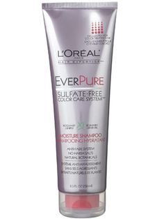 This L'Oréal shampoo cleans hair without harmful sulfates and even offers a boost of volume....
