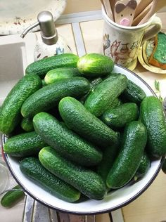 Pickles, Cucumber, Snacks, Vegetables, Food, Veggies, Veggie Food, Meals, Cauliflowers